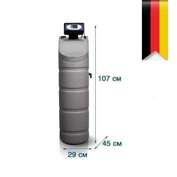 Система умягчения воды Bluefilters Apollo L Soft