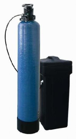Фильтр умягчитель воды RX 64B-1,5V  с ручным клапаном