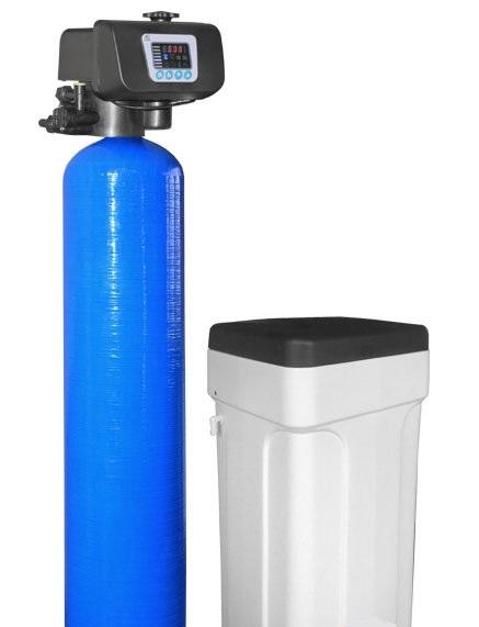 Колонный умягчитель воды RX-65B3-V1 с автоматическим клапаном
