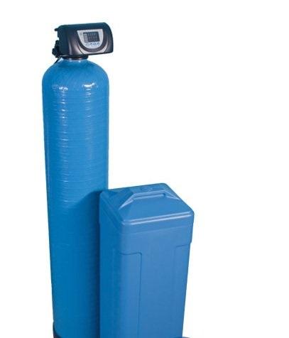 Колонный умягчитель воды RX-65B3-V1,5 с автоматическим клапаном