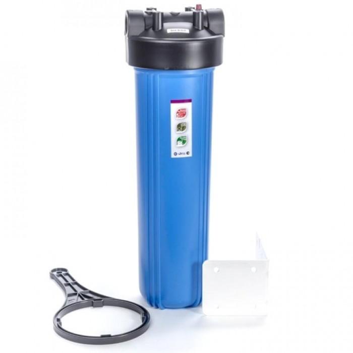 Магистральный фильтр умягчающий воду  RAIFIL Big Blue 20