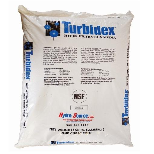 Turbidex — фильтрующий материал