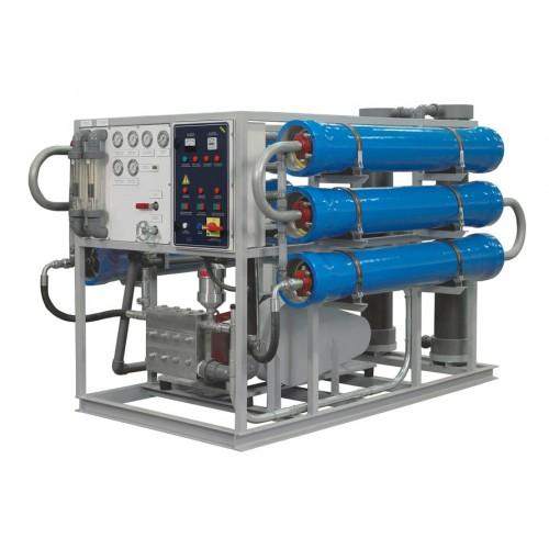 Промышленная система обратного осмоса ОСМО 2000 литров/час
