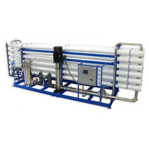 Промышленная система обратного осмоса ОСМО 8000 литров/час