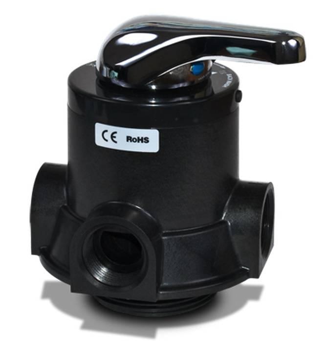 Клапан управления RX 56 с ручным управлением
