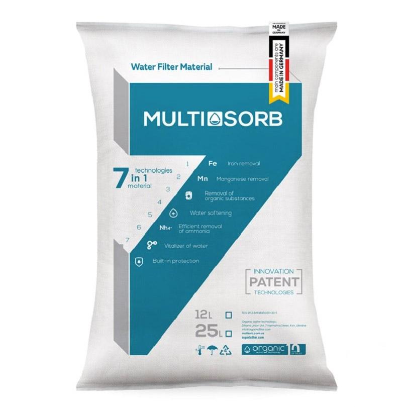 Фильтрующая загрузка Organic® MULTISORB
