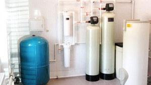 Умягчители воды для дома